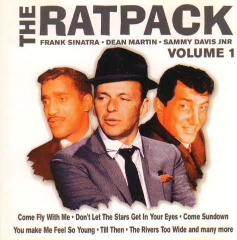 The Ratpack-The Ratpack Volume 1-Musicbank-CD Album