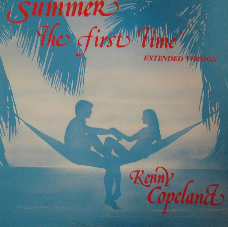 "Kenny Copeland-Summer (The First Time)-Streetwave-12"" Vinyl"