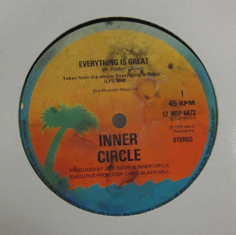 "Inner Circle-Everything Is Great-Blue Mountain-12"" Vinyl"