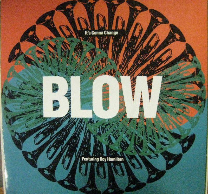 "Blow-Its Gonna Change-10 Records-12"" Vinyl"