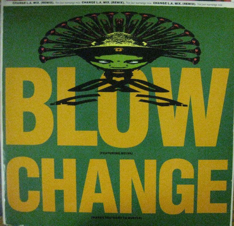 "Blow-Change -10 Records-12"" Vinyl"