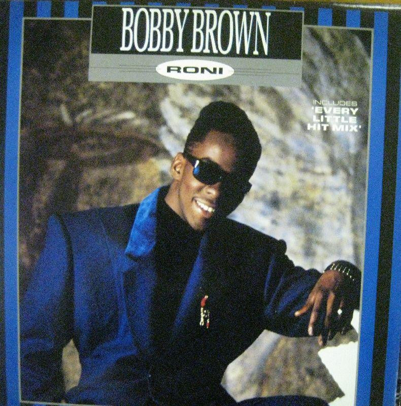"Bobby Brown-Roni-MCA-12"" Vinyl"