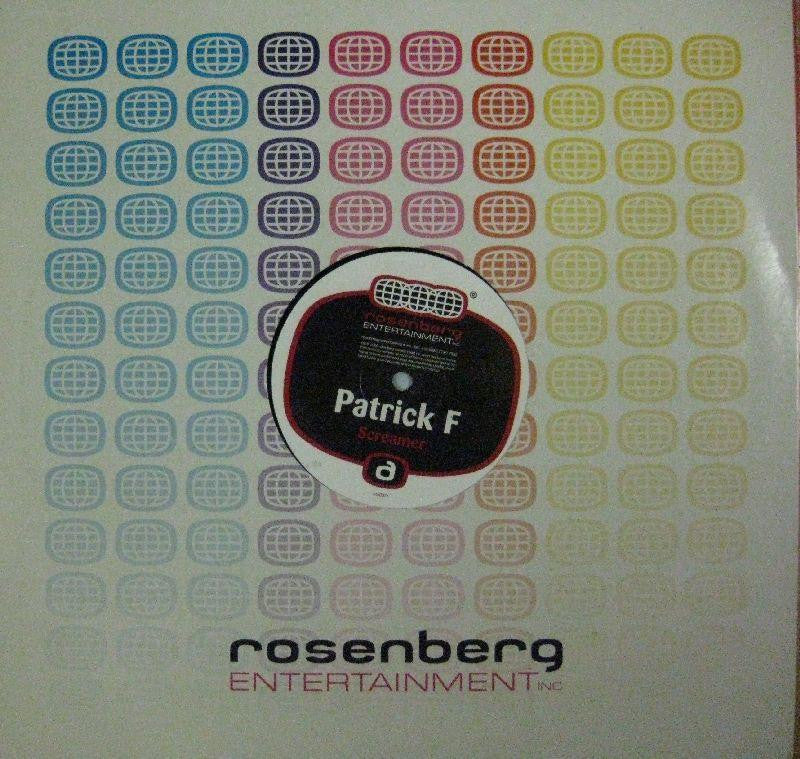 "Patrick F-Screamer-Rosenberg-12"" Vinyl"