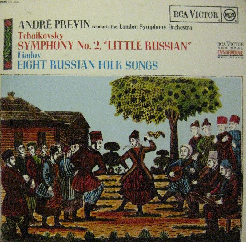 Tchaikovsky-Little Russian-RCA-Vinyl LP