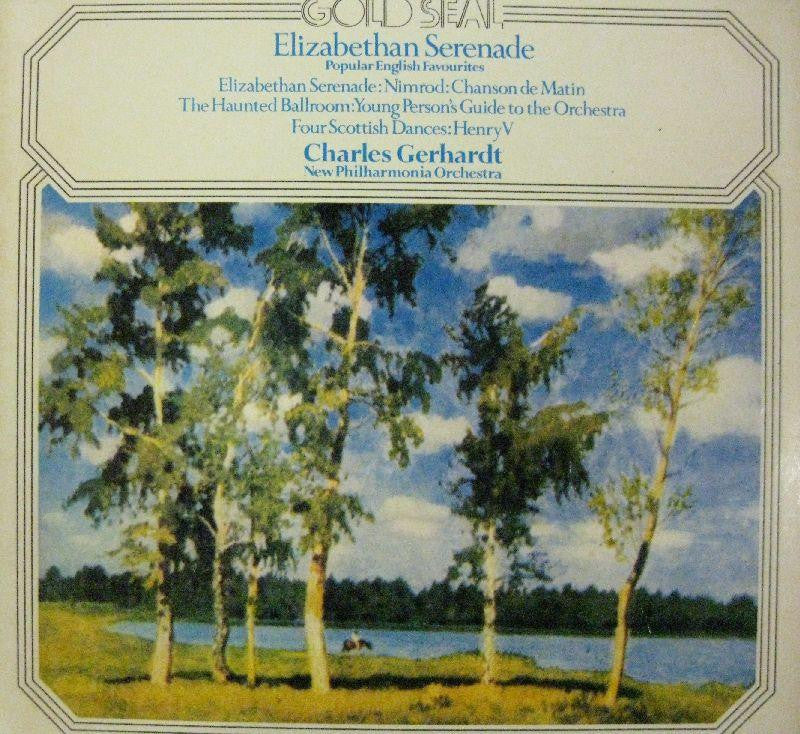 Elizabethan Serenade-Popular English Favourites-RCA-Vinyl LP
