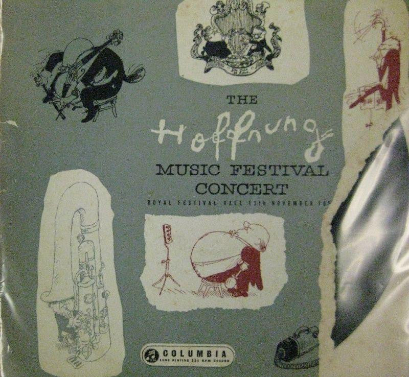 The Hoffnung-Music Festival Concert-Columbia-Vinyl LP
