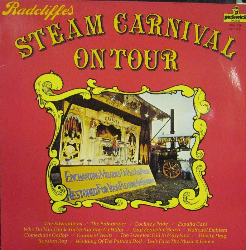 Radcliffe-Steam Carnival On Tour-Pickwick-Vinyl LP