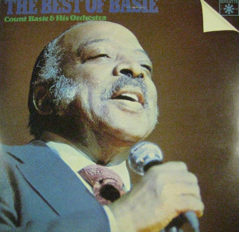 "Count Basie & His Orchestra-The Best Of Basie-Roulette-2x12"" Vinyl LP Gatefold"
