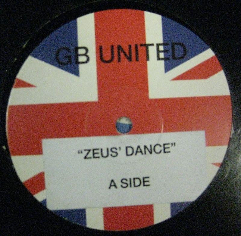 "GB United-Zeus Dance-Systematic-12"" Vinyl"
