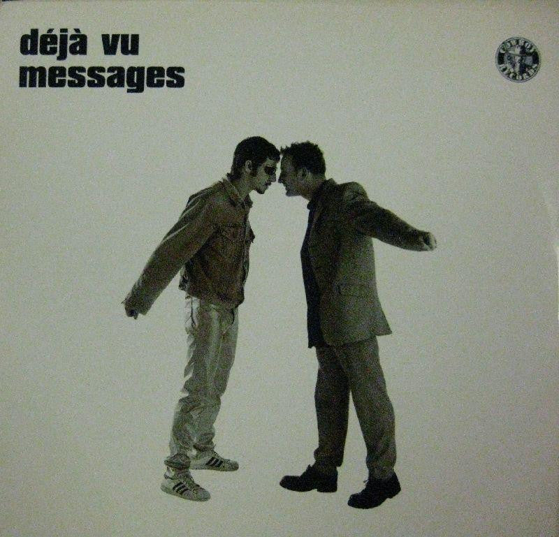 "Deja Vu-Messages-Cowboy-12"" Vinyl"