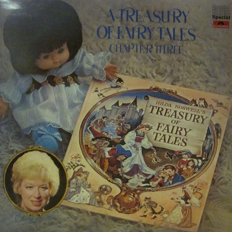 A Treasury of Fairy Tales-Chapter Three-Polydor-Vinyl LP