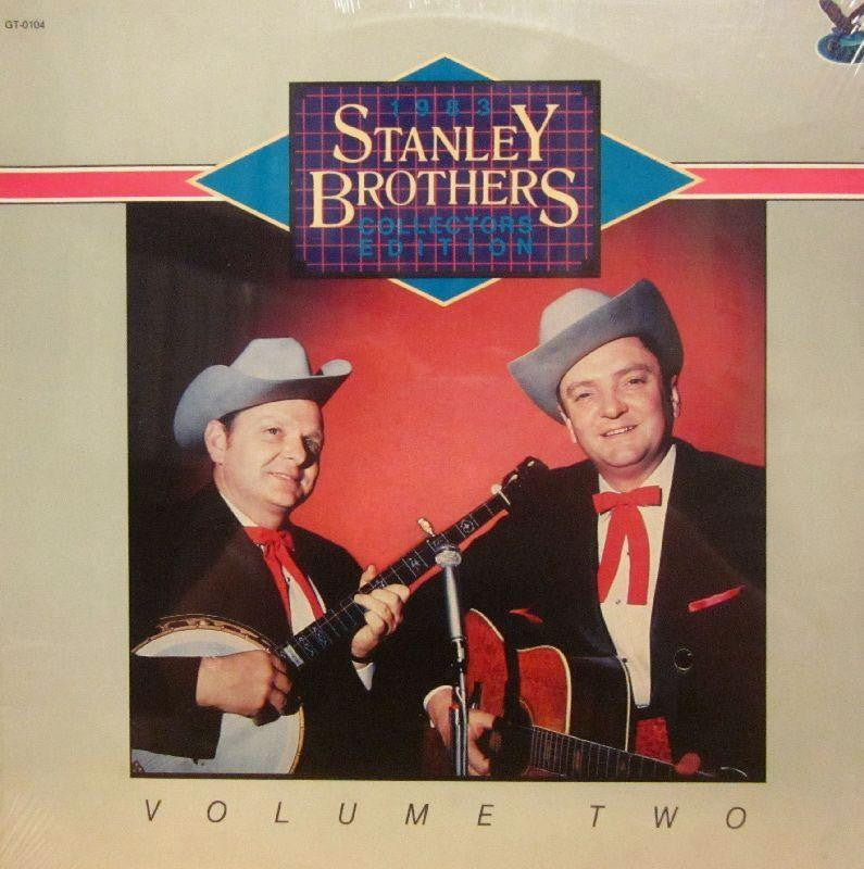 Stanley Brothers-Collectors Edition Volume Two-Gusto-Vinyl LP