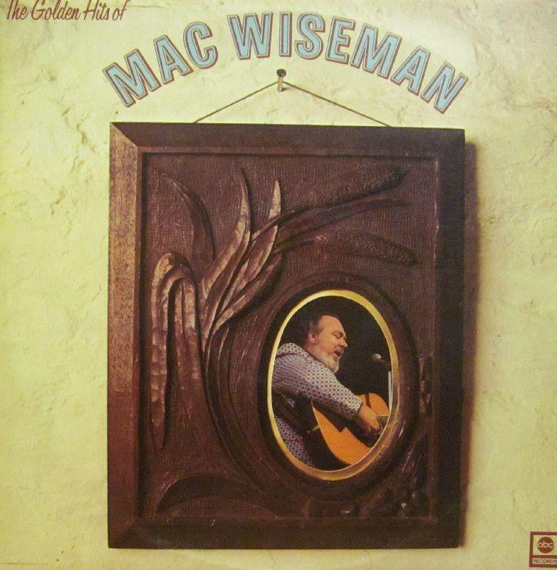 Mac Wiseman-Golden Hits-abc-Vinyl LP