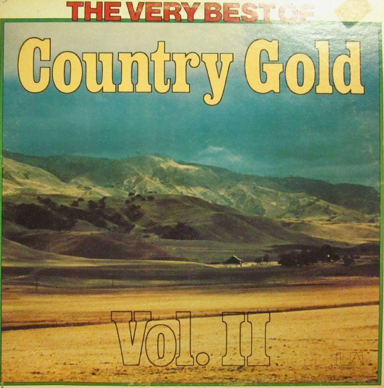 Various Country-The Very Best Of Country Gold Vol.II-United Artist-Vinyl LP