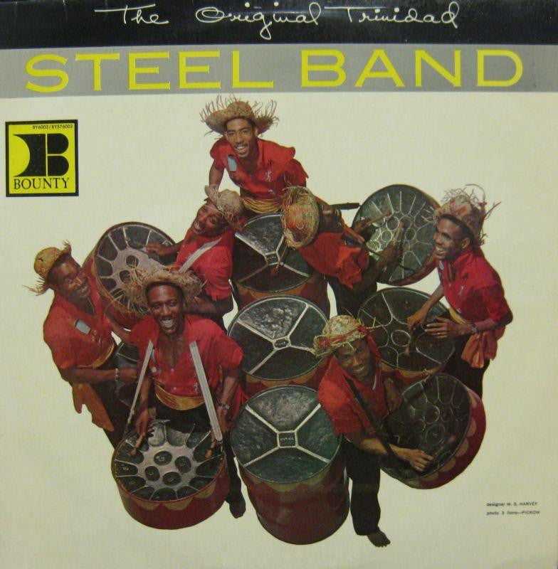 The Original Trinidad Steel Band-The Original Trinidad Steel Band-Bounty-Vinyl LP