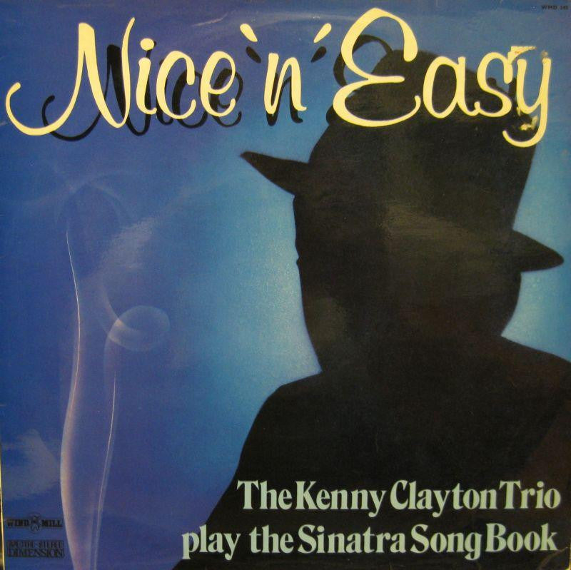 The Kenny Clayton Trio-Nice 'n' Easy-Windmill-Vinyl LP
