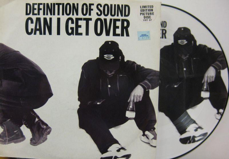 "Definition of Sound-Can I Get Over-CIRCA-12"" Vinyl Picture Disc"