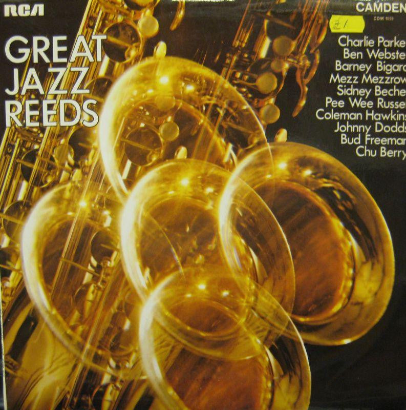 Various Jazz-Great Jazz Reeds-RCA-Vinyl LP
