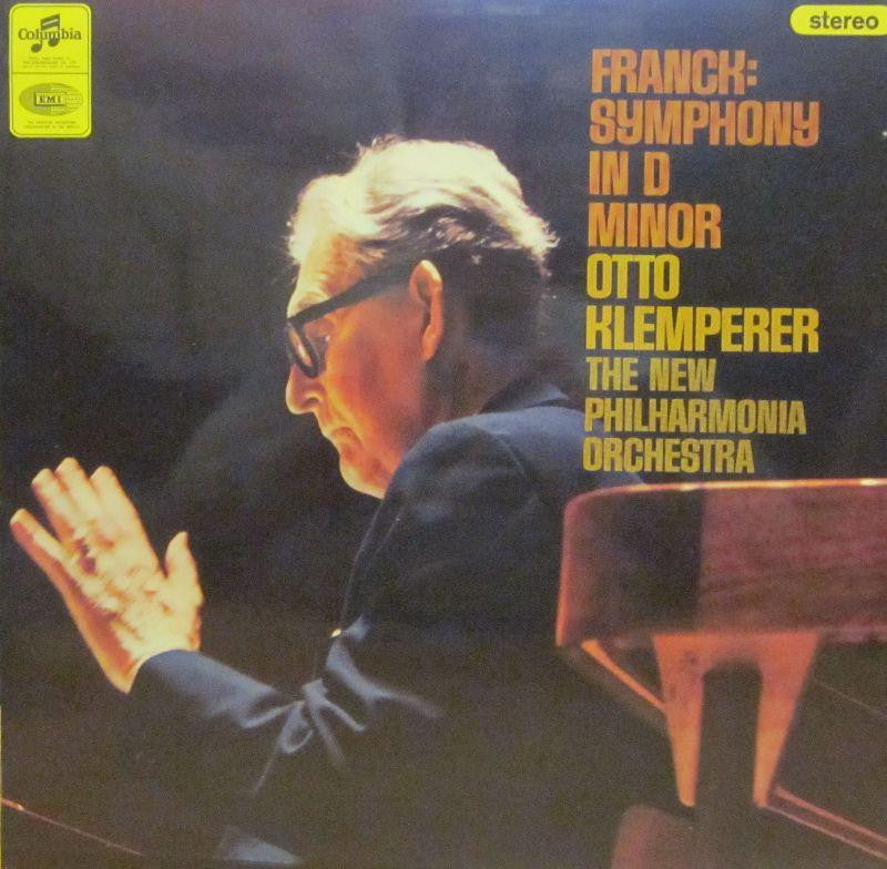 C.Franck-Symphony In D Minor-Columbia-Vinyl LP