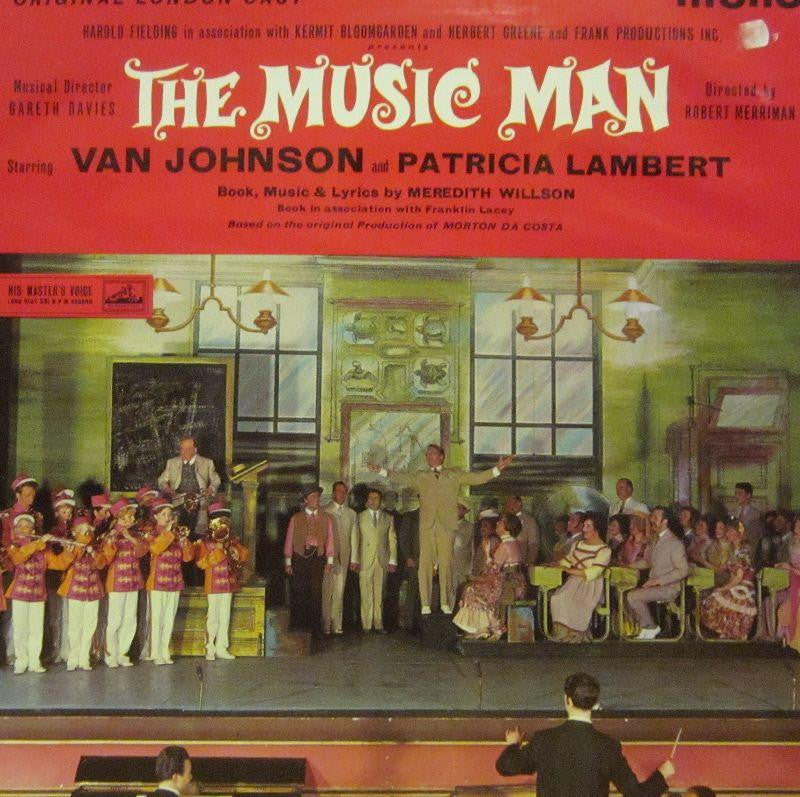Various OST/Van Johnson-The Music Man-HMV-Vinyl LP