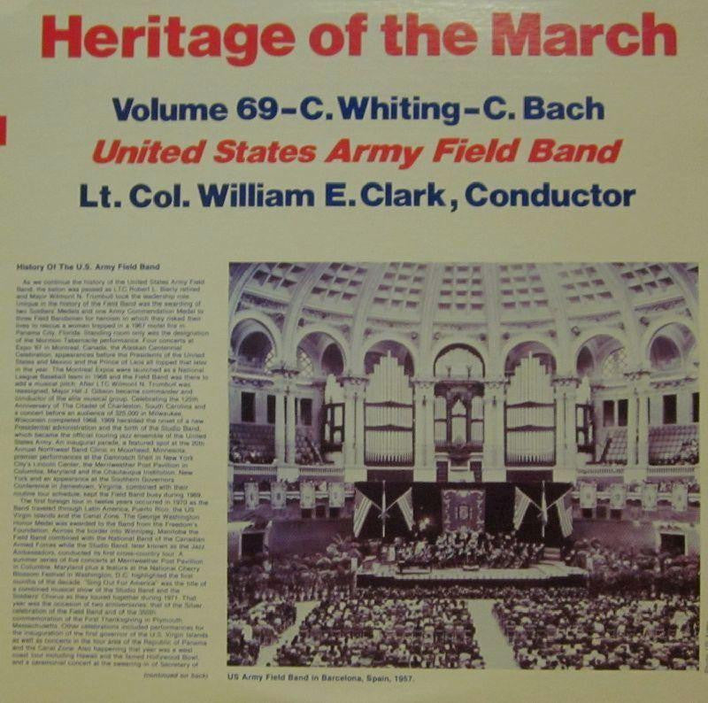 United States Army Field Band-Heritage Of The March: Volume 69-Vinyl LP