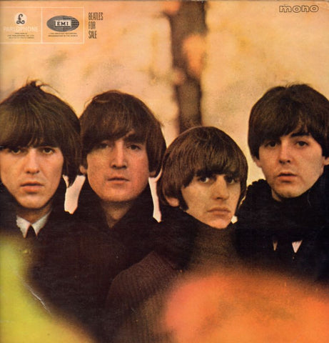 The Beatles-Beatles For Sale-Parlophone-Vinyl LP Gatefold