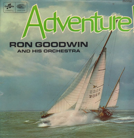 Ron Goodwin-Adventure-Columbia-Vinyl LP