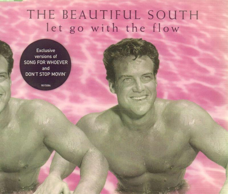 The Beautiful South-Let Go With The Flow CD2-CD Single