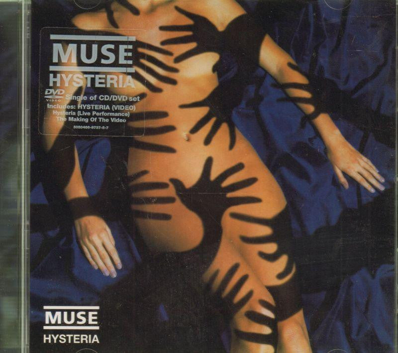 Muse-Hysteria-CD Single