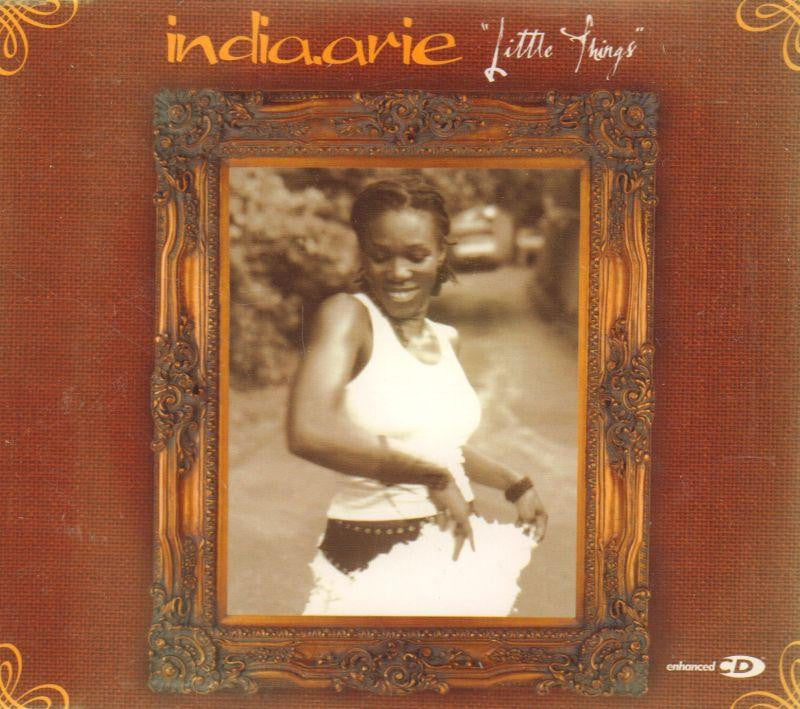 India Arie-Little Things-CD Single
