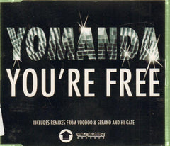 Yomanda-You're Free-CD Single