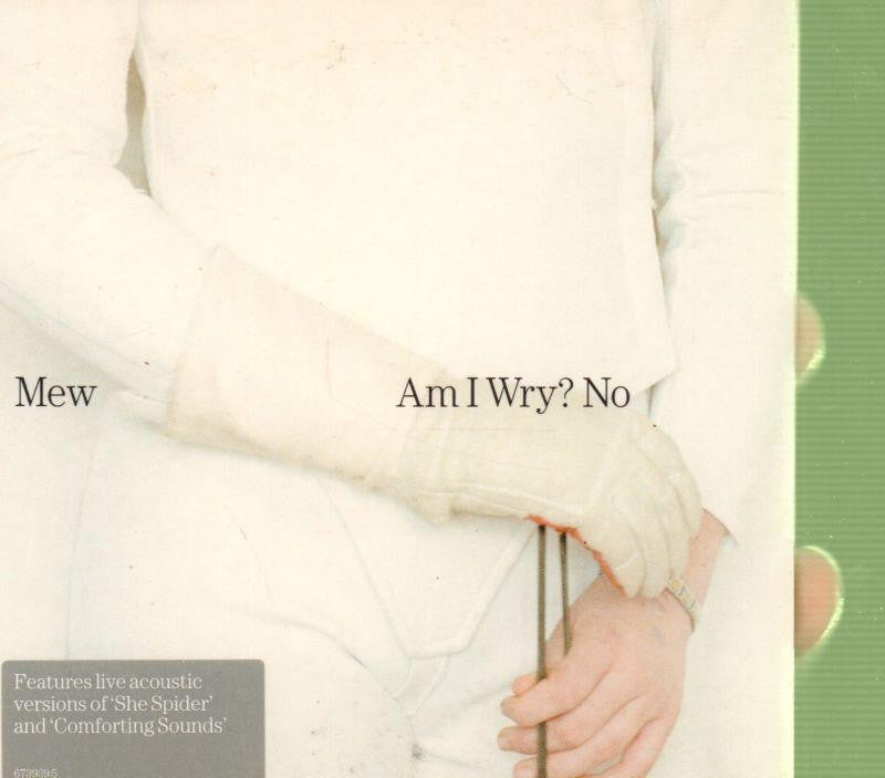 Mew-Am I Wry? No CD 2-CD Single