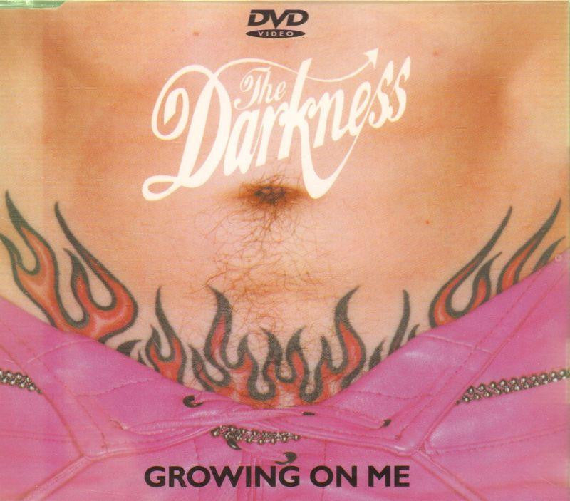 The Darkness-Growing on Me-CD Single