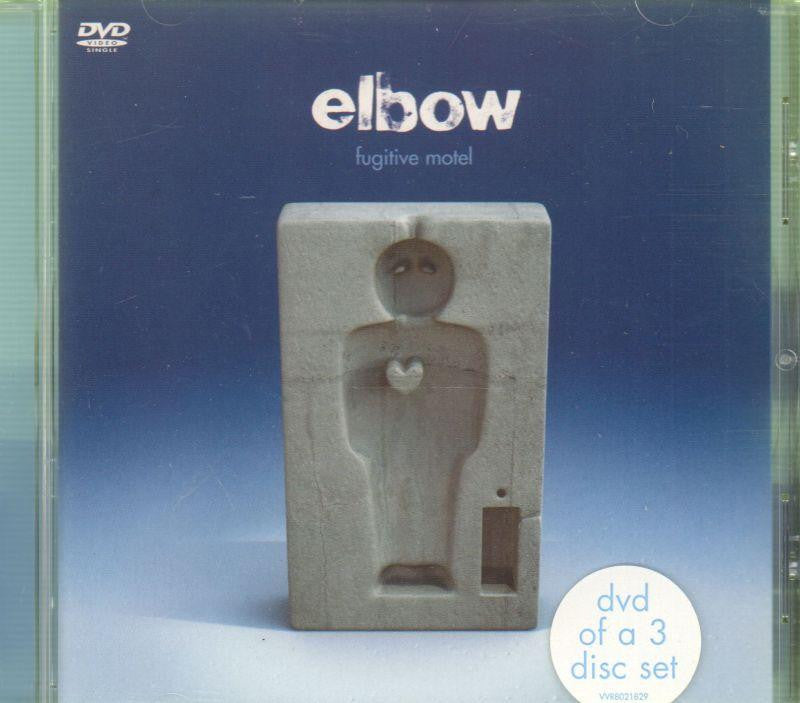 Elbow-Fugitive Motel-CD Single