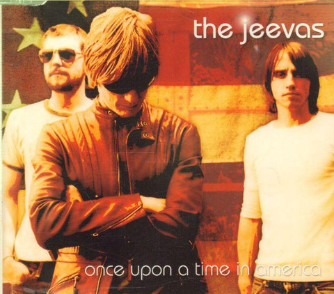 The Jeevas-Once Upon A Time In America-CD Single