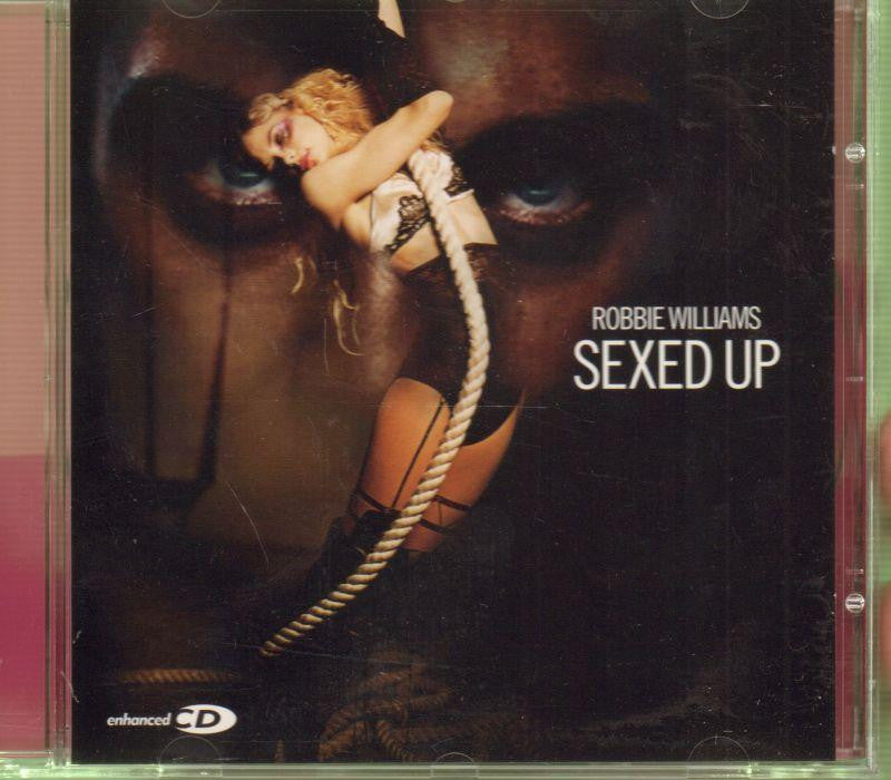 Robbie Williams-Sexed Up-CD Single