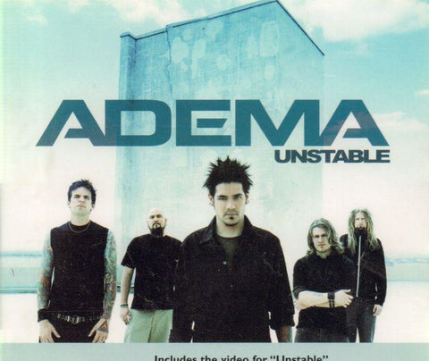 Adema-Unstable CD 2-CD Single