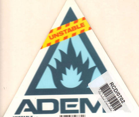 Adema-Unstable CD 1-CD Single