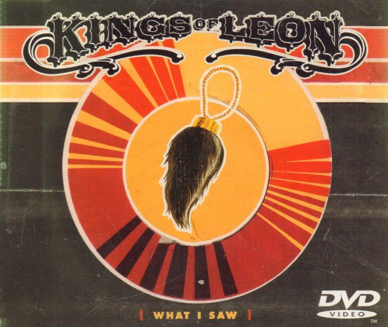 Kings Of Leon-What I Saw-CD Single