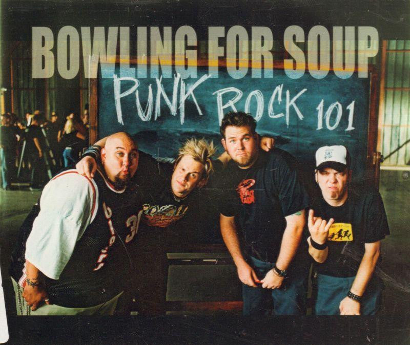 Bowling For Soup-Punk Rock 101-CD Single