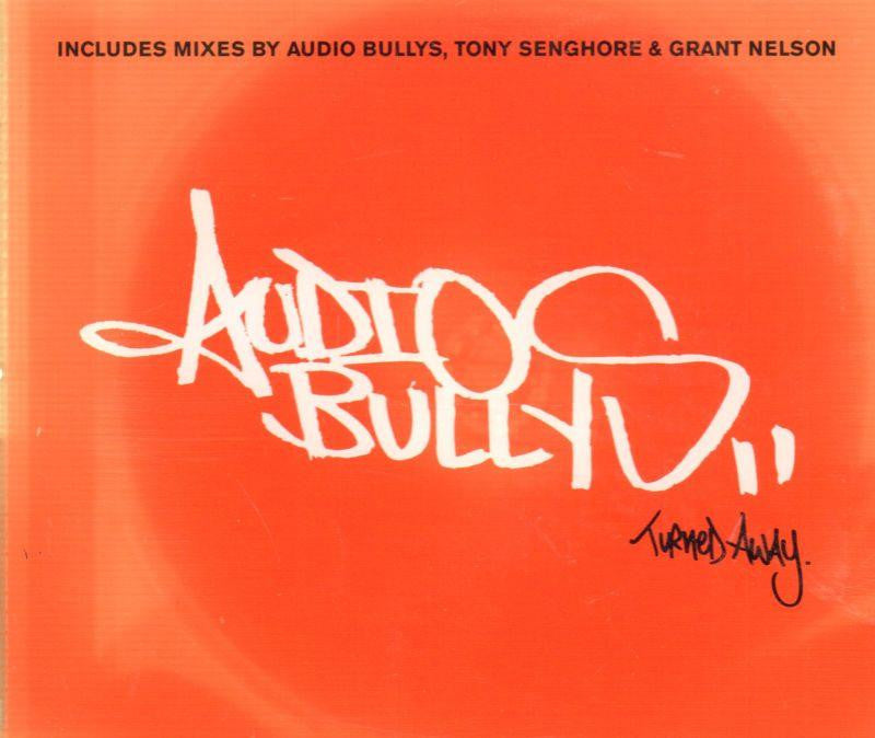 Audio Bullys-The Things/Turned Away-CD Single