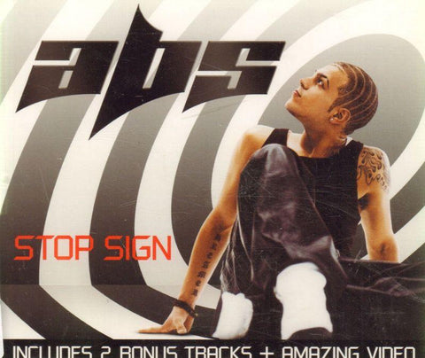 ABS-Stop Sign CD 1-CD Single