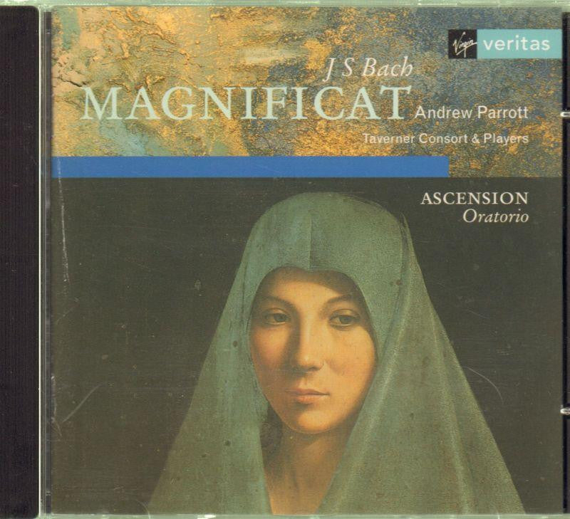 Bach-Magnificat-CD Album