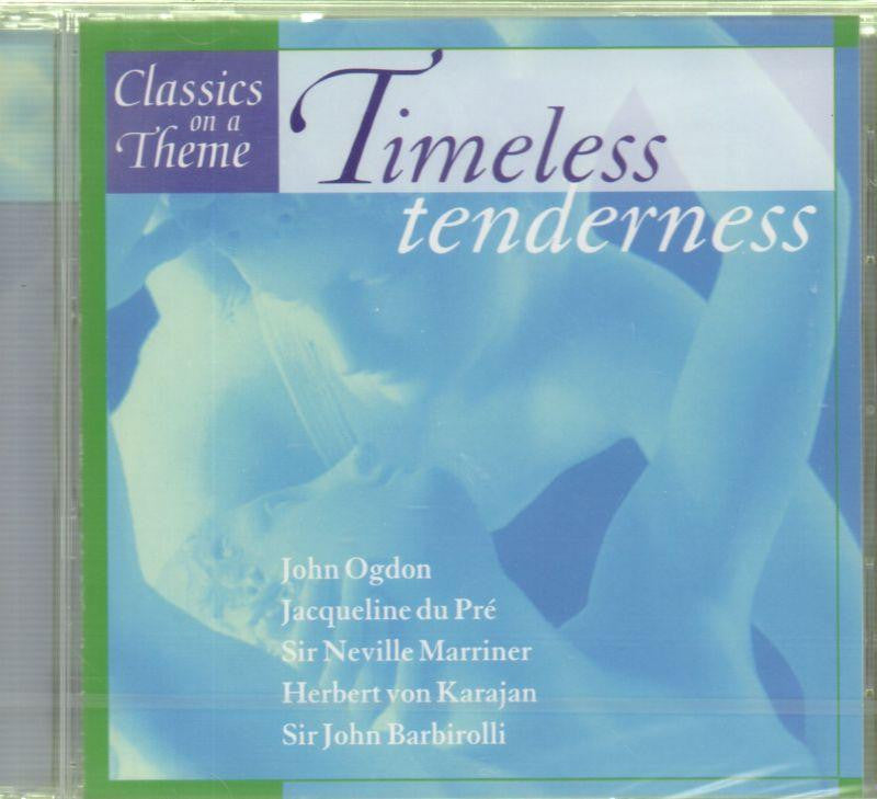 Various Classical-Timeless Tenderness-CD Album