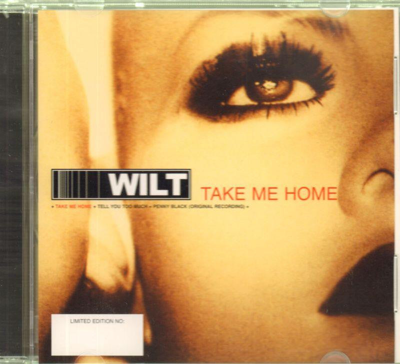 Wilt-Take Me Home-CD Album