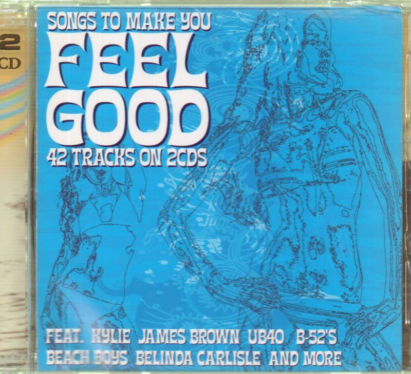Various Pop-Feel Good-2CD Album