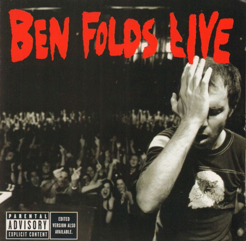 Ben Folds Five-Ben Folds Five-Epic-CD/DVD Album