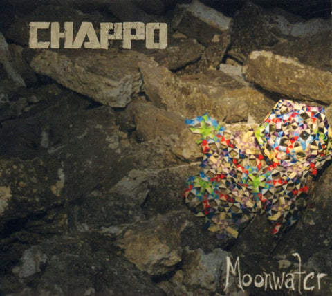 Chappo-Moonwater-Majordomo Records-CD Album