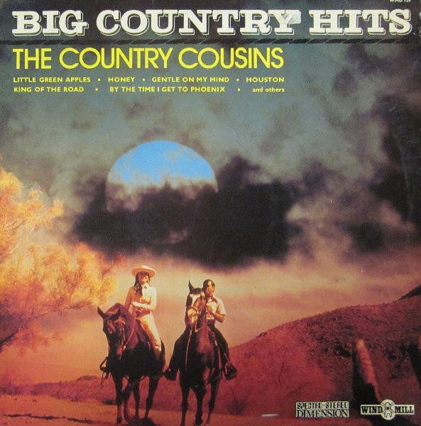 The Country Cousins-Big Country Hits-Windmill-Vinyl LP
