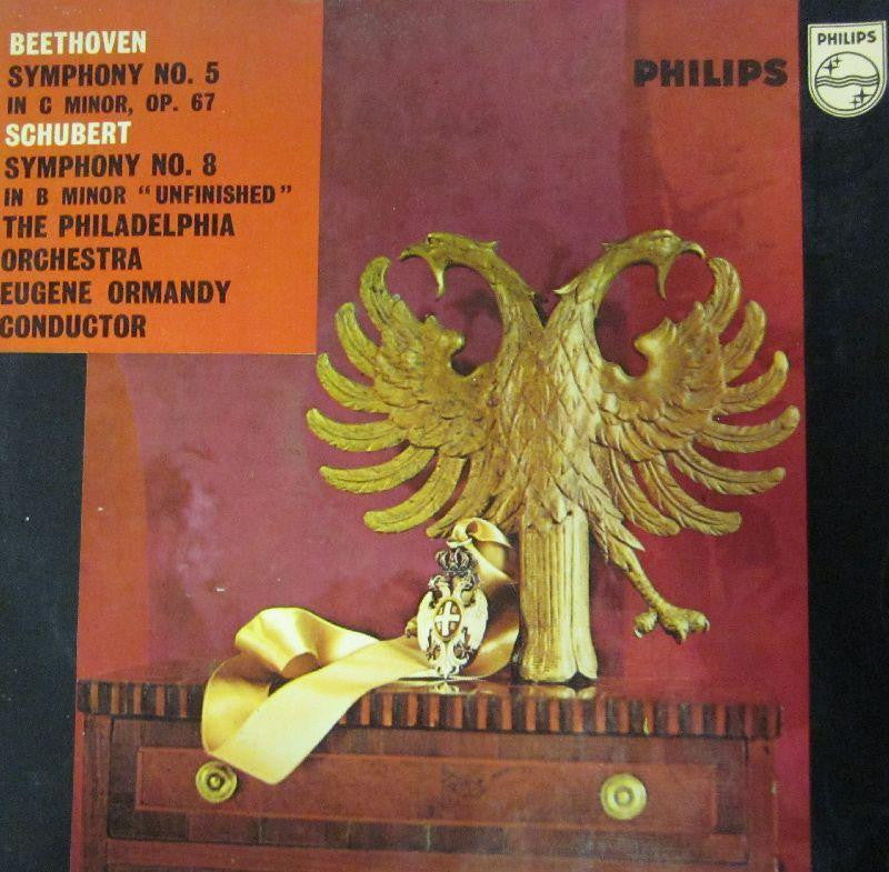 Beethoven-Symphony No.5-Philips-Vinyl LP